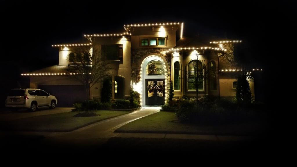christmas light creations
